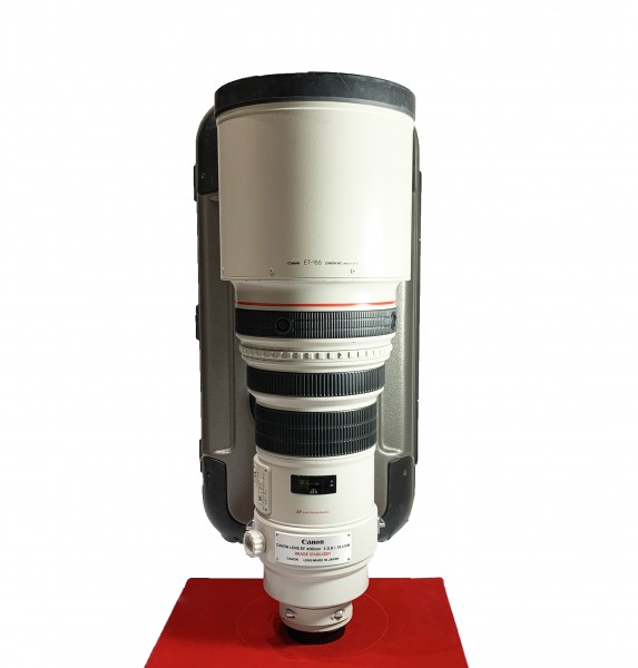 [USED-PJ33] Canon 400MM F2.8 L IS USM EF, 90% Like New Condition (S/N:31648)