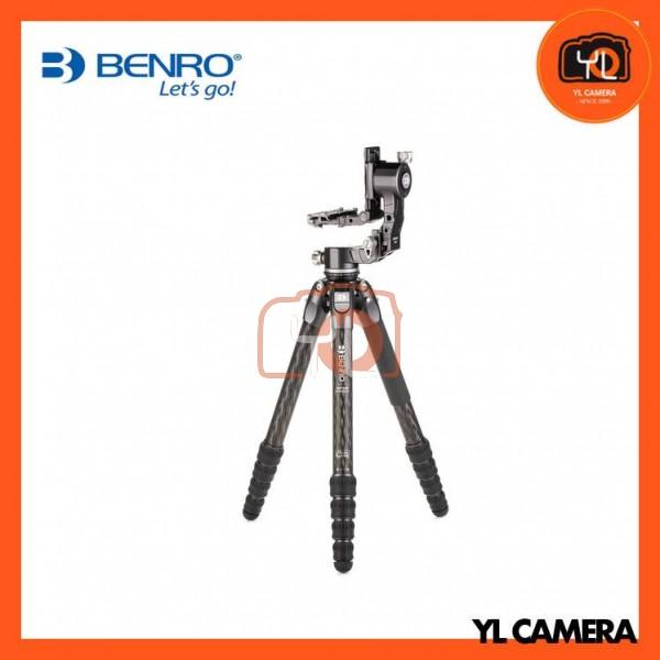 Benro TTOR35CLVGH2F Carbon Fiber Tripod with GH2F Folding Gimbal Head
