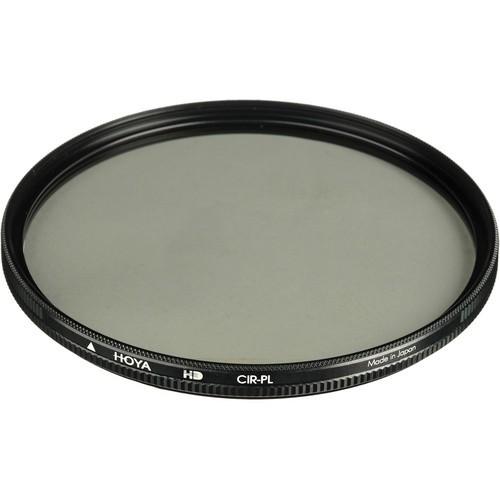 Hoya 62mm Circular Polarizing HD (High Density) Filter