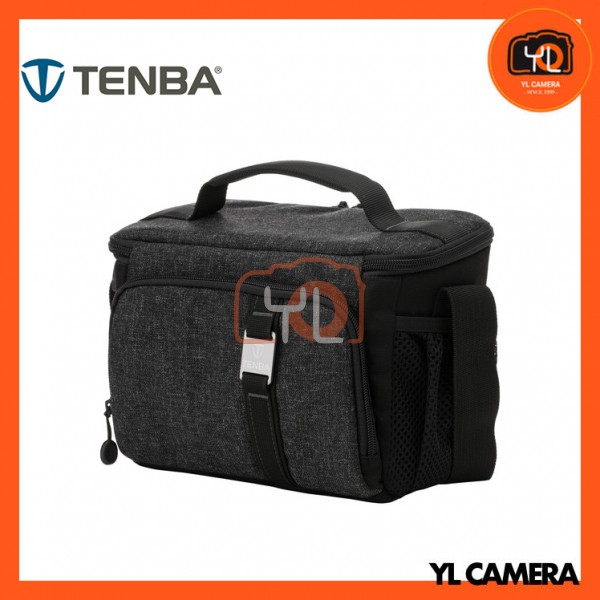Tenba Skyline 10 Shoulder Bag (Black)