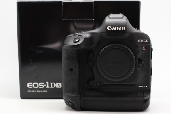 [USED-PUDU] CANON EOS 1DX MARK II BODY 90%LIKE NEW CONDITION SN:028011000825