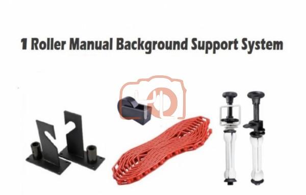 Nanguang NG-1W Manual Studio Background Backdrop Support