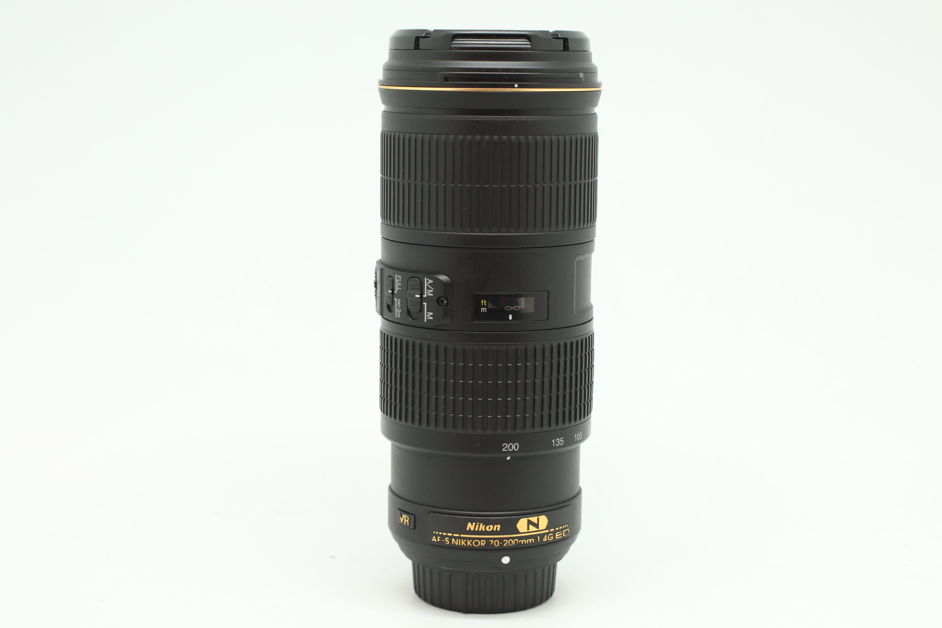 [USED-PUDU] NIKON 70-200MM F4G AFS VR N LENS 90%LIKE NEW CONDITION  SN:82003293