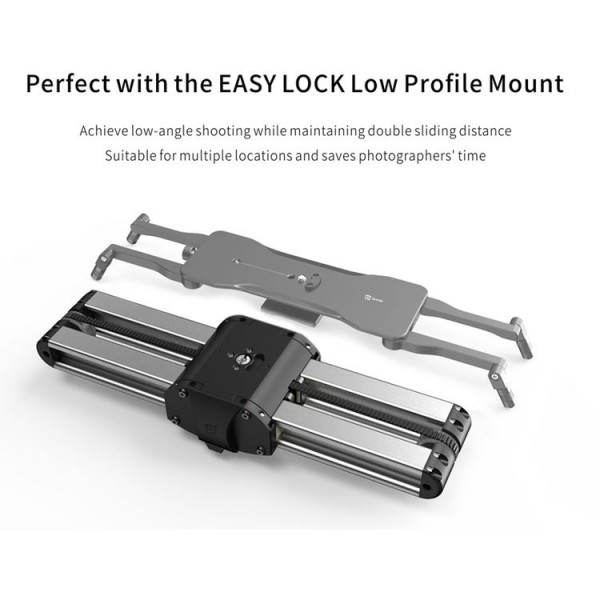 (Pre-Order) Zeapon Micro 2 Micro Rail Slider with EasyLock 2 & Ball Head