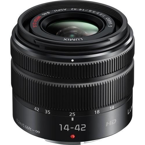 Panasonic 14-42mm F3.5-5.6 II LUMIX G Vario ASPH. MEGA OIS (HFS1442AE)
