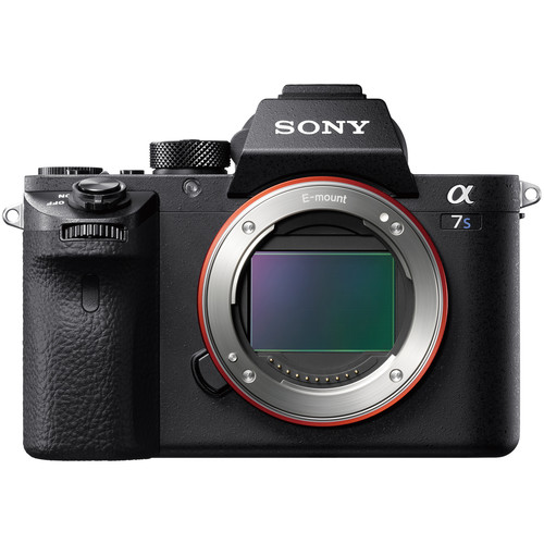 Sony a7S Mark II [Free 64GB SD Card + NP-FW50]