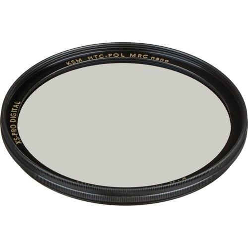 B+W 72mm XS-Pro Kaesemann High Transmission Circular Polarizer MRC-Nano Filter