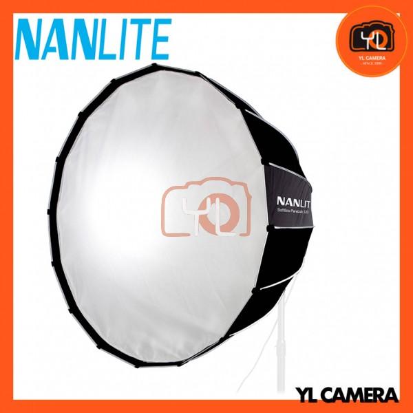 Nanlite SB-PR-120-Q Para 120 Quick-Open Softbox with Bowens Mount