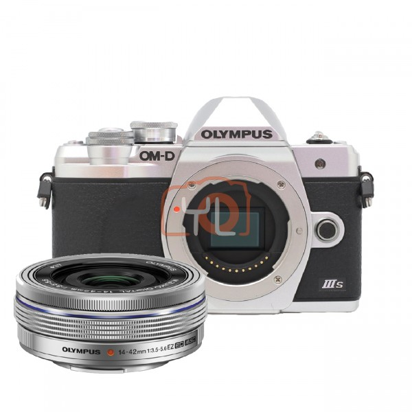 Olympus E-M10 Mark III-S (Kits) + M.Zuiko Digital ED 14-42mm f/3.5-5.6 EZ (Silver)
