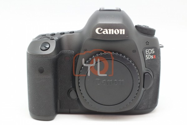 [USED-PUDU] Canon Eos 5DSR Body 95%LIKE NEW CONDITION SN:028021000766