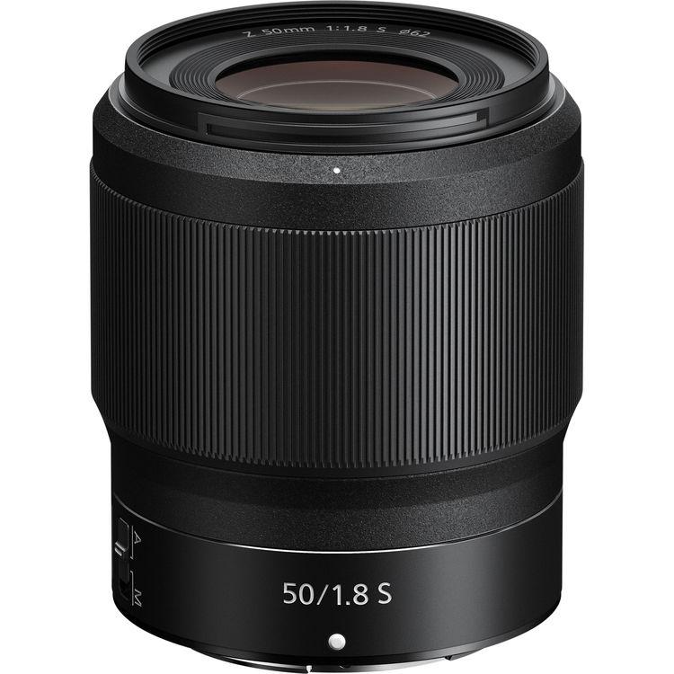 Nikon Z 50mm F1.8 S