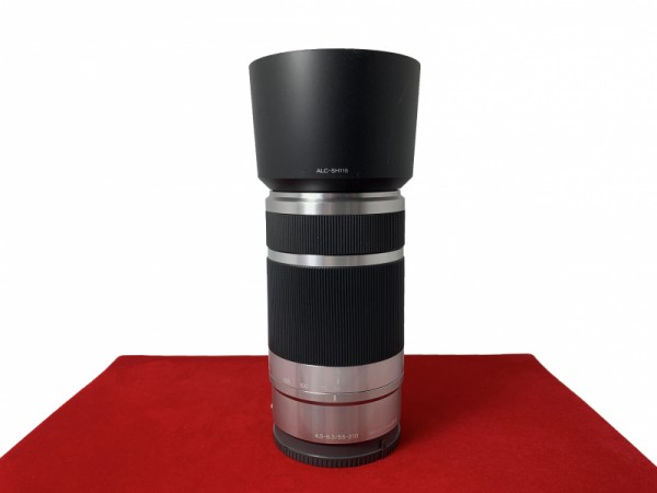 [USED-PJ33] Sony 55-210mm F4.5-6.3 OSS E, 75% Like New Condition (S/N:2694138)