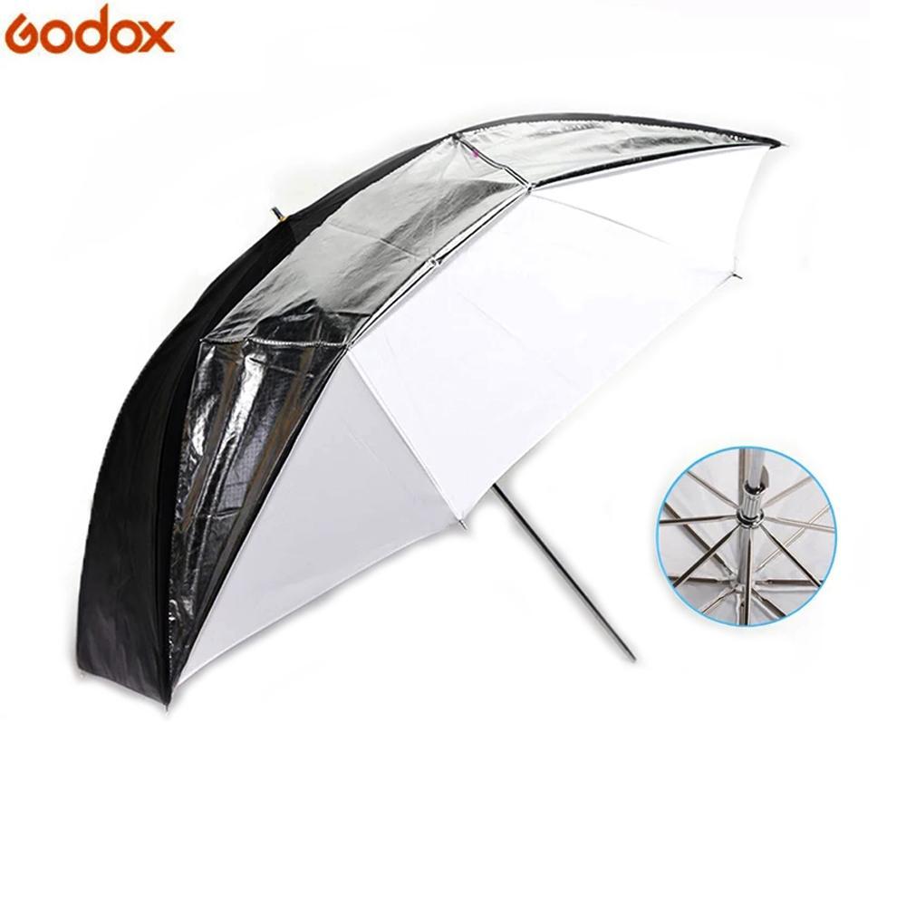 Godox UB006 Dual-Duty Reflective Umbrella (33