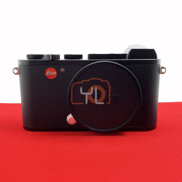 [USED-PJ33] Leica CL Body (Black), 95% Like New Condition (S/N:5330027)