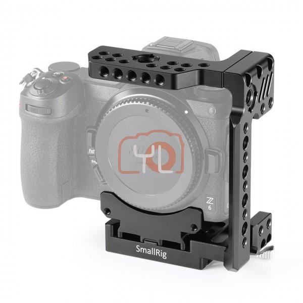 SmallRig Quick Release Half Cage for Nikon Z5/Z6/Z7/Z6 II/Z7 II Camera CCN2262