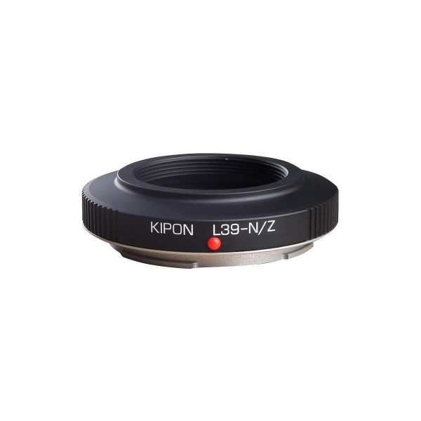 Kipon Leica L39 Mount Lens to Nikon Z Mount Camera Adapter