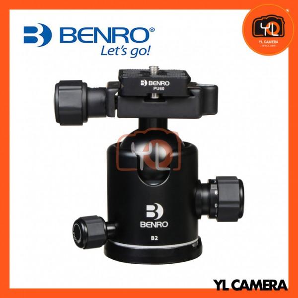 Benro B2 Triple Action Ball Head