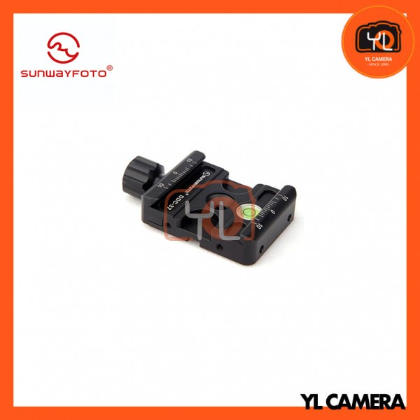SunwayFoto DDC-37 Screw-Knob Clamp