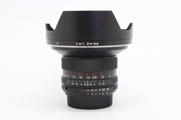 [USED-PUDU] ZEISS 18MM F3.5 Distagon ZF.2 (NIKON) 90%LIKE NEW CONDITION SN:15802546
