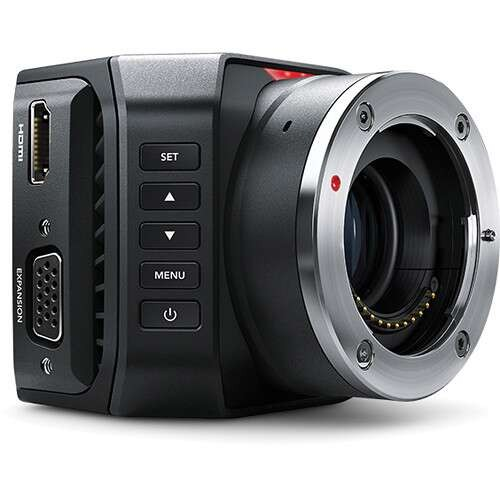 Blackmagic Design Micro Studio Camera 4K x5 Pcs
