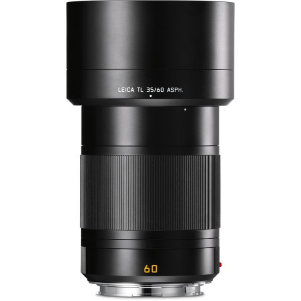 Leica 60mm F2.8 APO-Macro-Elmarit-TL ASPH - Black (11086)