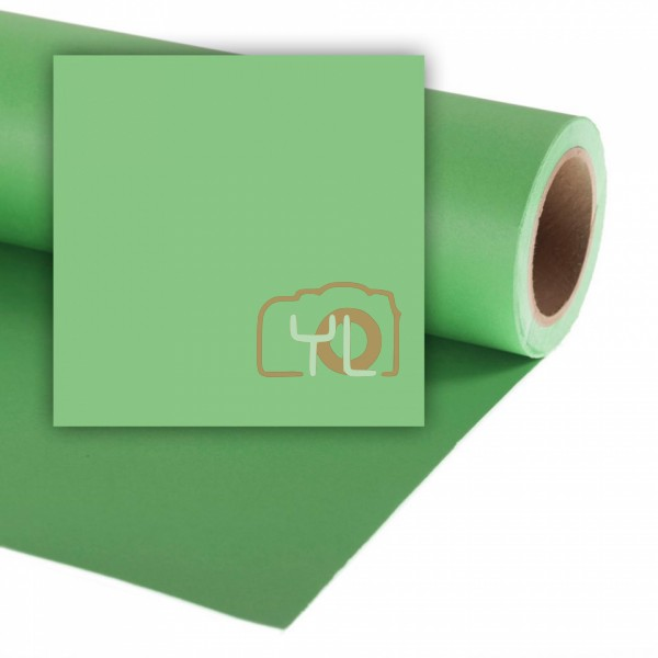 Colorama Paper Background 2.72 x 11m Summer Green