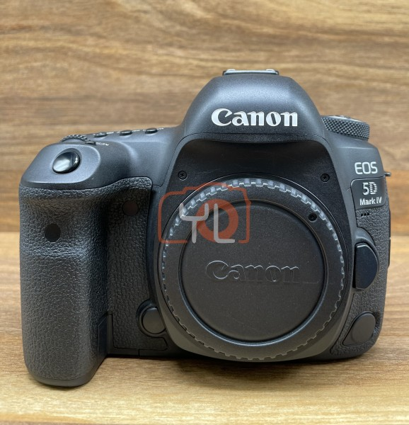 [USED @ YL LOW YAT]-Canon EOS 5D Mark IV Camera Body [ shutter count 55601 ],95% Condition Like New,S/N:088053000932