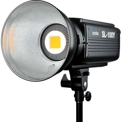 Godox SL-100Y LED Video Light (Yellow)
