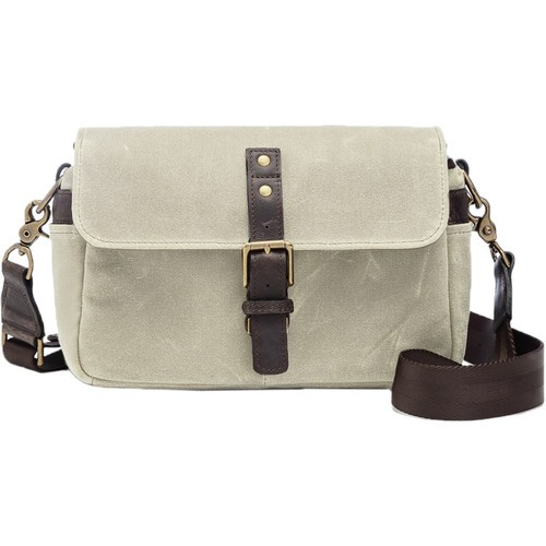 ONA Bowery Camera Bag (Canvas, Oyster)
