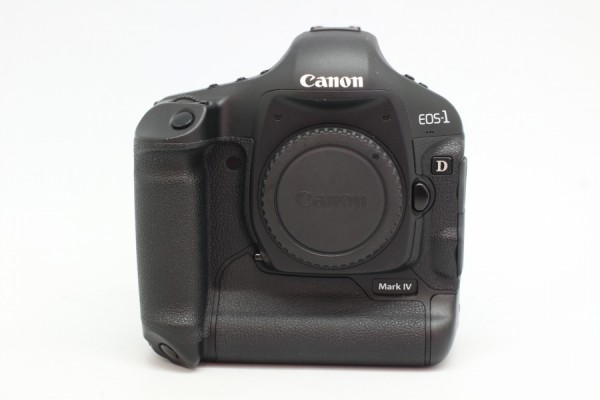 [USED-PUDU] CANON EOS 1D MARK IV CAMERA BODY 98%LIKE NEW CONDITION SN:0430300365