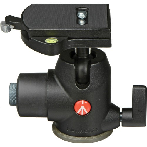 Manfrotto 468MGRC4 Hydrostatic Ball Head with 410PL Quick Release Plate