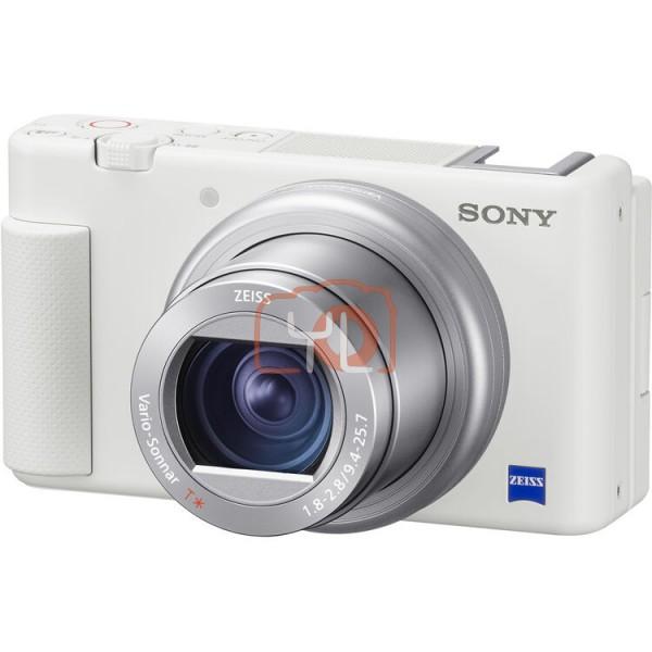 Sony Z-V1 Vlog Digtal Camera (White)