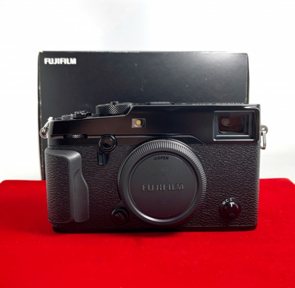 [USED-PJ33] Fujifilm X-Pro 2 Body (Black), 90% Like New Condition (S/N:62m00006)