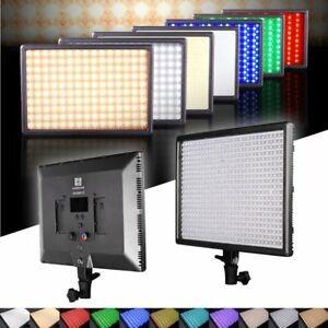 Nanguang RGB173 II Bi-Color + RGB, Hard, and Soft Light LED Panel