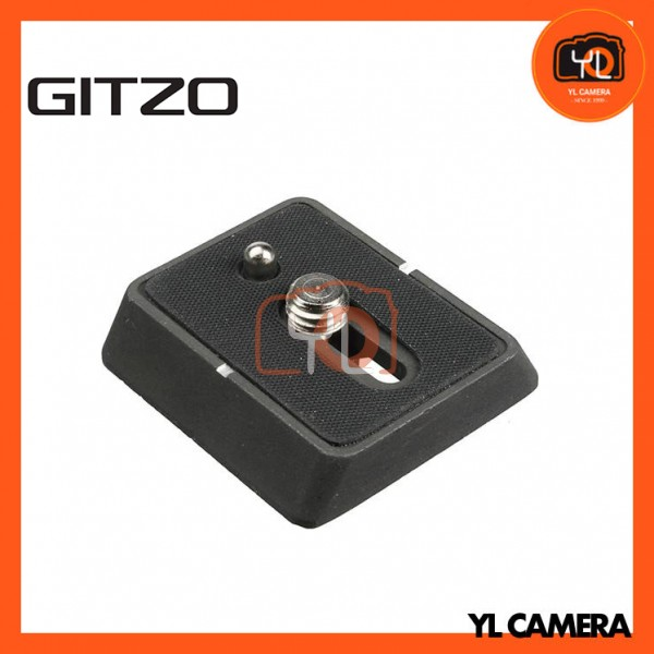 Gitzo G-1173-38B Quick Release Plate with 3/8