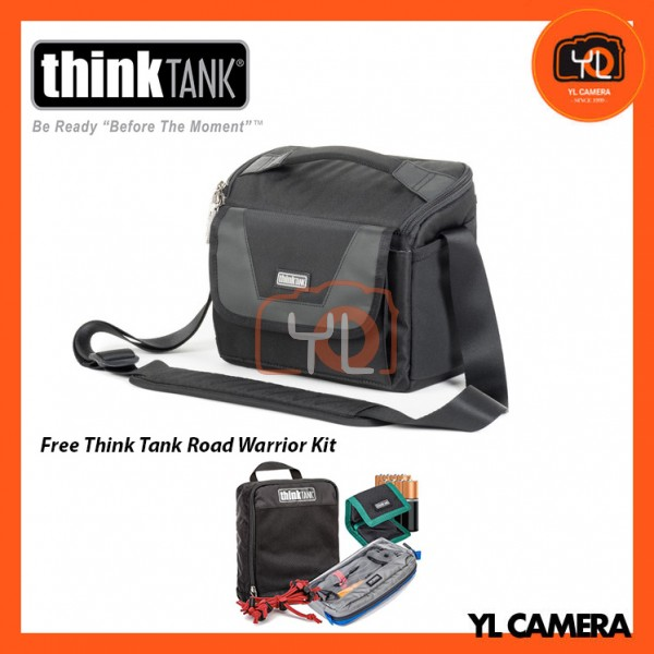 Think Tank Photo StoryTeller 5 Shoulder Bag ( Free Think Tank Road Warrior Kit )