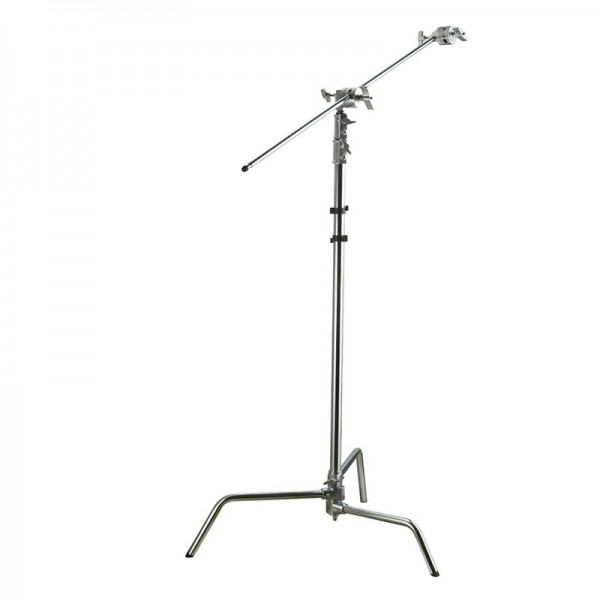(SPECIAL DEAL) Phottix Pro Boom Stand Stainless Steel 380cm