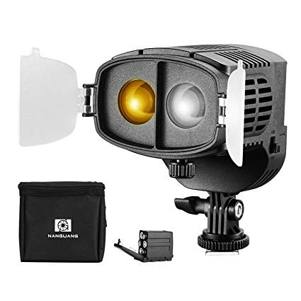 (Promotion) Nanguang CN-20FC Bi-Color LED Fresnel Spotlight