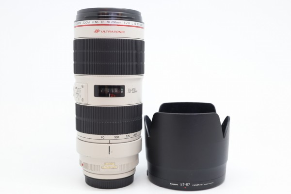 [USED-PUDU] CANON 70-200 F2.8 L EF IS II 88%LIKE NEW CONDITION SN:7450001043
