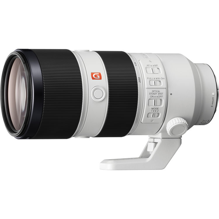(PROMO) Sony FE 70-200mm F2.8 GM OSS (SEL70200GM)
