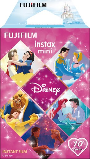 Fujifilm INSTAX Mini Instant Films (Disney Princess)