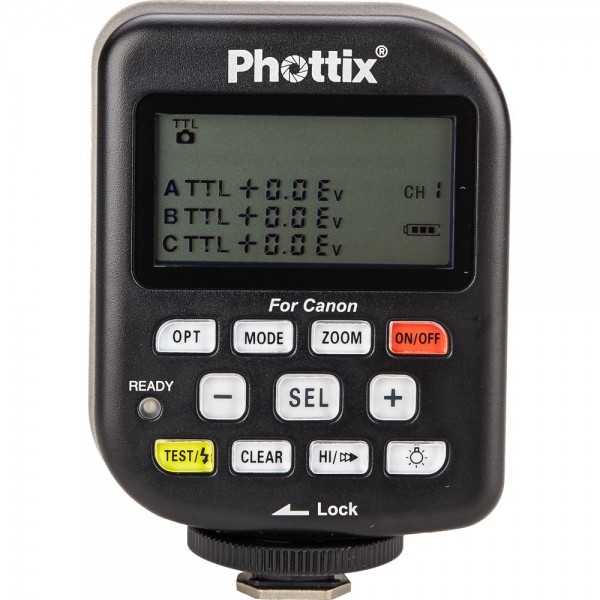 (Special Deal) Phottix Odin TTL Flash Trigger Transmitter for Canon