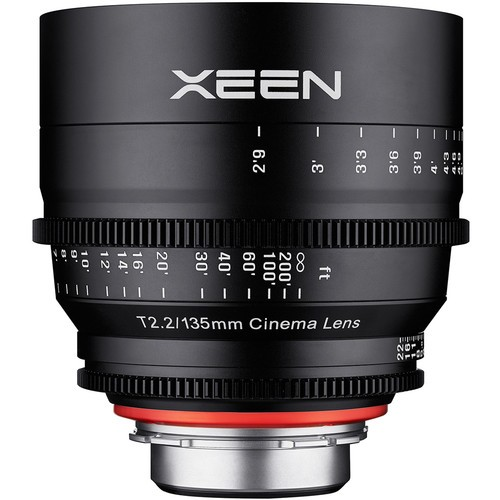 Samyang Xeen 135mm T2.2 Lens for Canon EF Mount