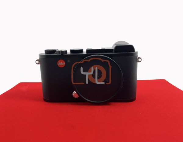 [USED-PJ33] Leica CL Camera Body (Black), 95% Like New Condition (S/N:5330027)