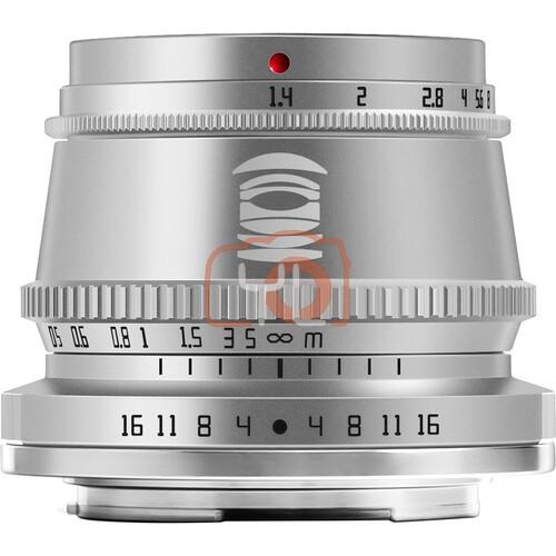 TT Artisan 35mm F1.4 APSC Lens (Fujifilm X-Mount)