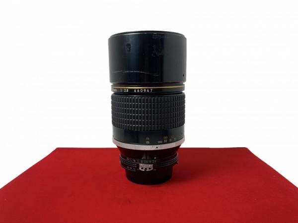 [USED-PJ33] Nikon 180MM F2.8 AIS, 80% Like New Condition (S/N:440947)
