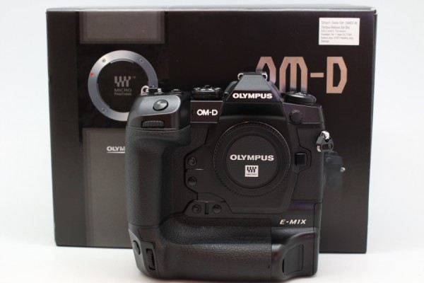 [USED-PUDU] Olympus OM-D E-M1X BODY 98%LIKE NEW CONDITION SN:BJHA08018 (Shutter Counter:2200)