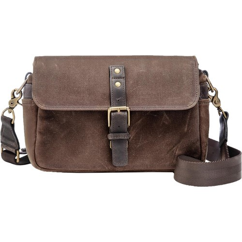 ONA Bowery Camera Bag (Canvas, Oak)