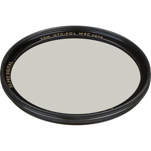 (Pre-Order) B+W 58mm XS-Pro Kaesemann High Transmission Circular Polarizer MRC-Nano Filter