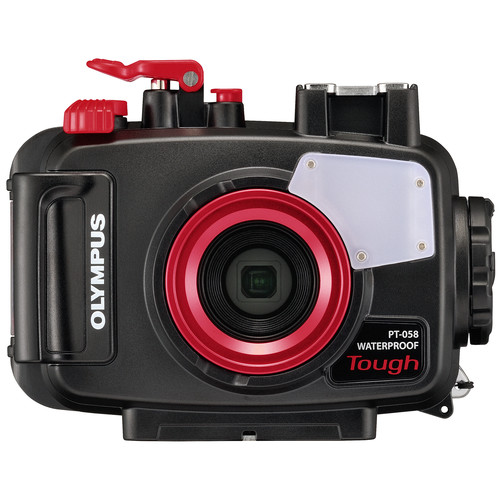 Olympus PT-058 Underwater Housing (For TG-5 Compact Camera)